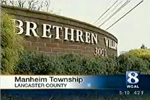 Brethren Village featured on WGAL TV
