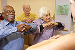 Fitness Centers at from Brethren Village Retirement Community