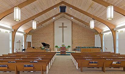 Brethren Village chapel