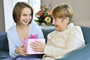 Buy a Gift for a Resident