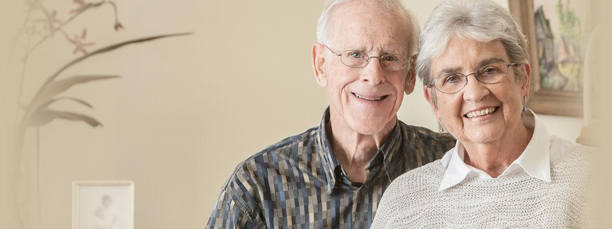 Retirement living options at Brethren Village