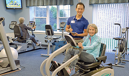 Occupational therapy facilities and programs