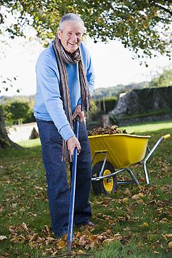 Senior residents at Brethren Village Retirement Community