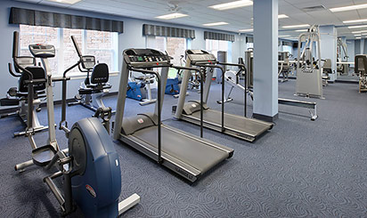 No matter where you live, there is a fitness center near you.
