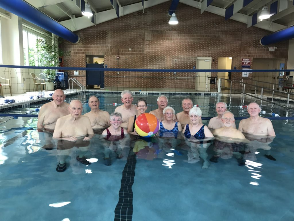 Water Activities At Retirement Communities Can Be Key To Wellness For Seniors Brethren Village Retirement Community