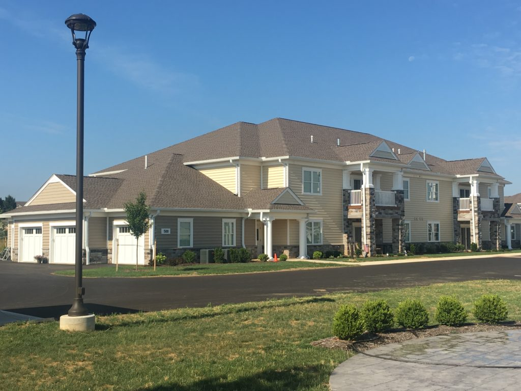 Northside Court, Brethren Villageu0027s New Senior Independent Living  Community, Is Now Open And Fully Occupied By Residents Enjoying  Contemporary Apartment ...